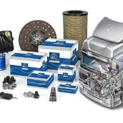 DT Spare Truck Parts