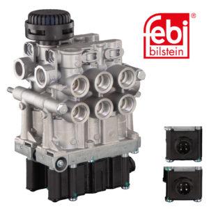 LPM Truck Parts - SOLENOID VALVE (0003276825)