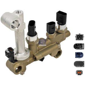 LPM Truck Parts - DOSING MODULE, UREA INJECTION (0001400239 - 0001404139)