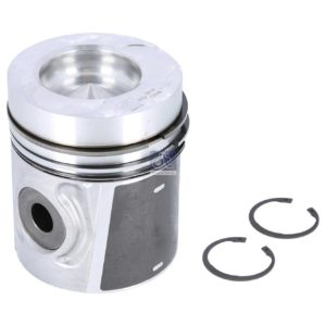 LPM Truck Parts - PISTON, COMPLETE WITH RINGS (1248993 - 683565)