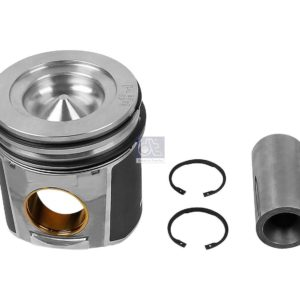 LPM Truck Parts - PISTON, COMPLETE WITH RINGS (02996141 - 500054838)